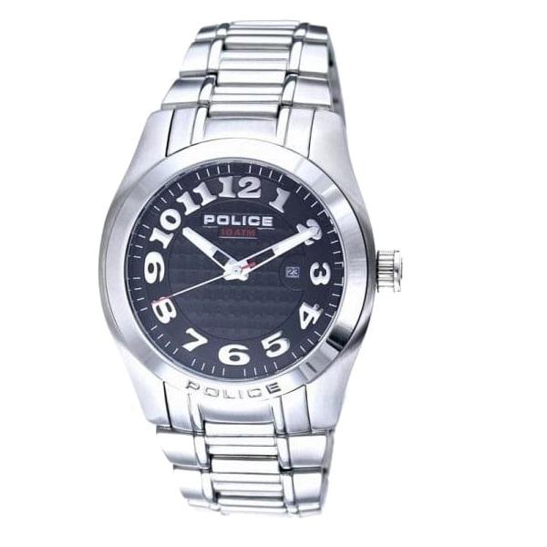 ساعت مچی عقربه ای مردانه پلیس مدل PL12174JS02M