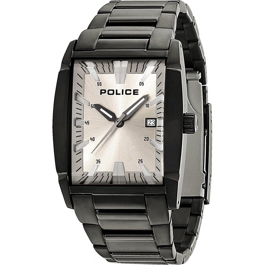 ساعت مچی عقربه ای مردانه پلیس مدل PL13887MSB/61M