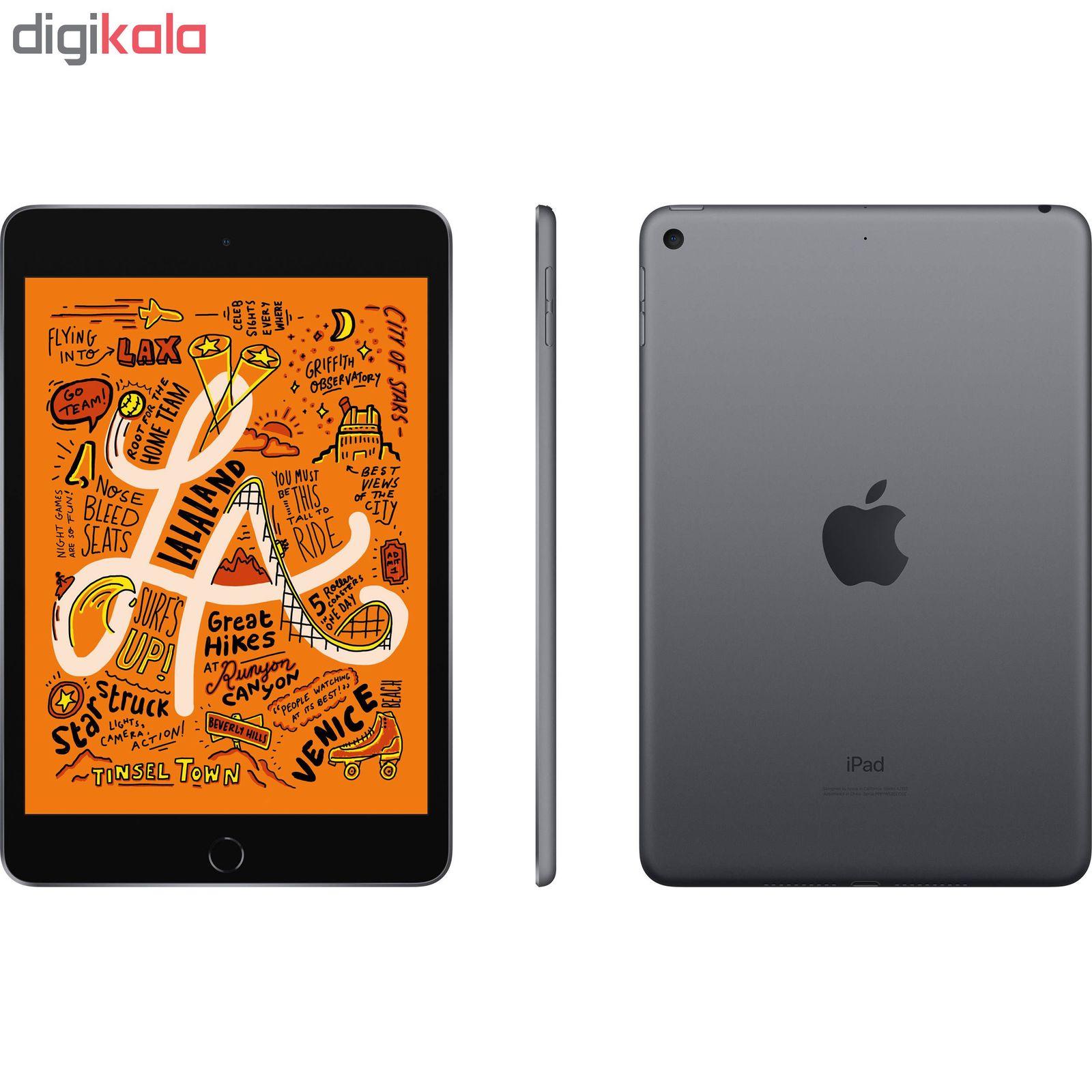 تبلت اپل مدل iPad Mini 5 2019 7.9 inch WiFi ظرفیت 64 گیگابایت main 1 2