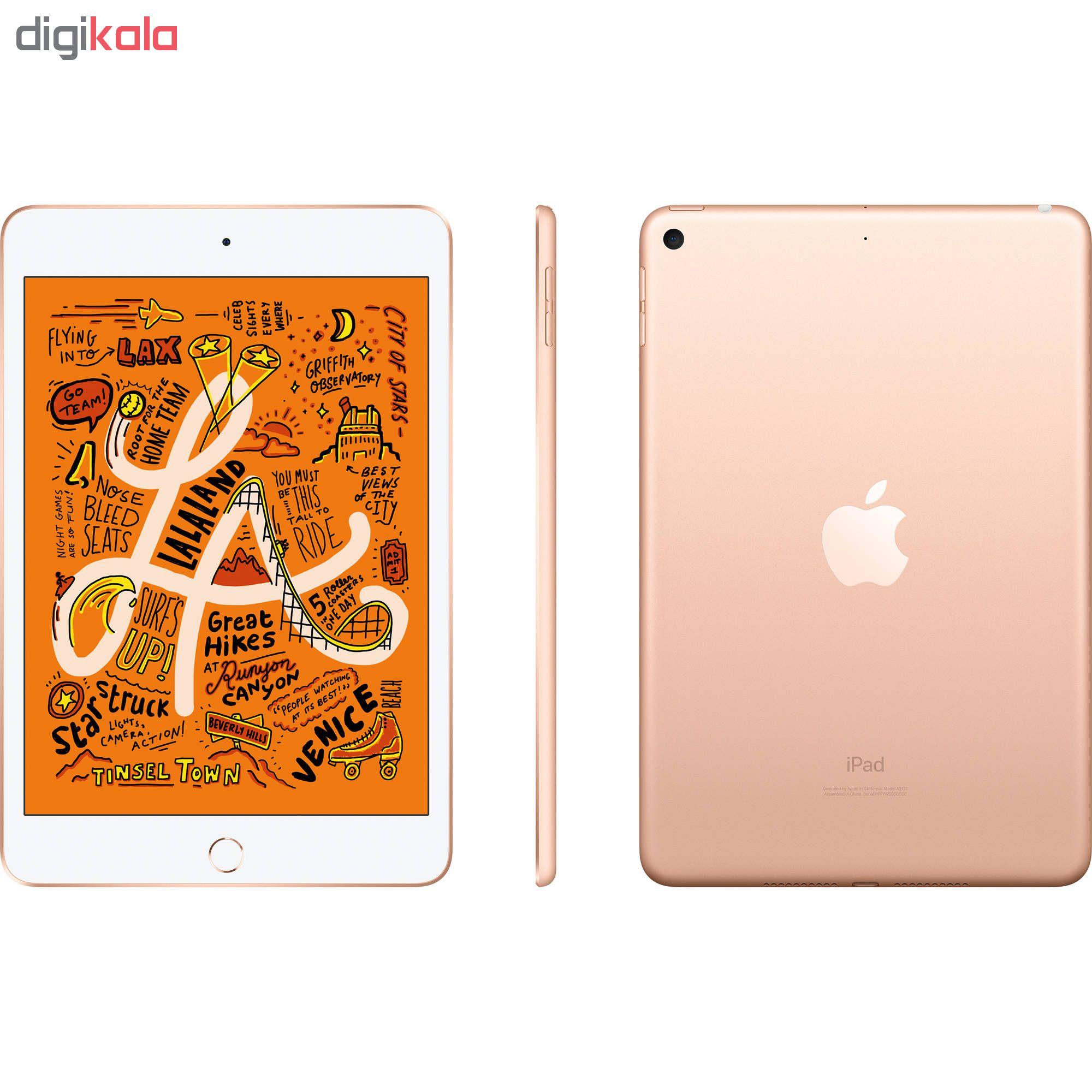 تبلت اپل مدل iPad Mini 5 2019 7.9 inch WiFi ظرفیت 64 گیگابایت main 1 4