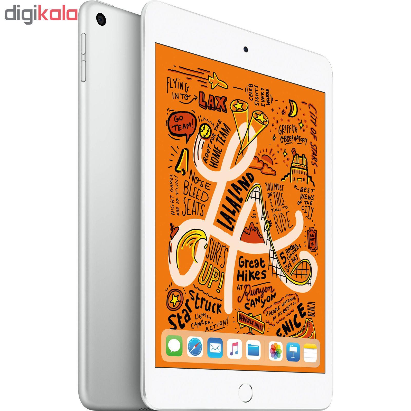 تبلت اپل مدل iPad Mini 5 2019 7.9 inch WiFi ظرفیت 64 گیگابایت main 1 5