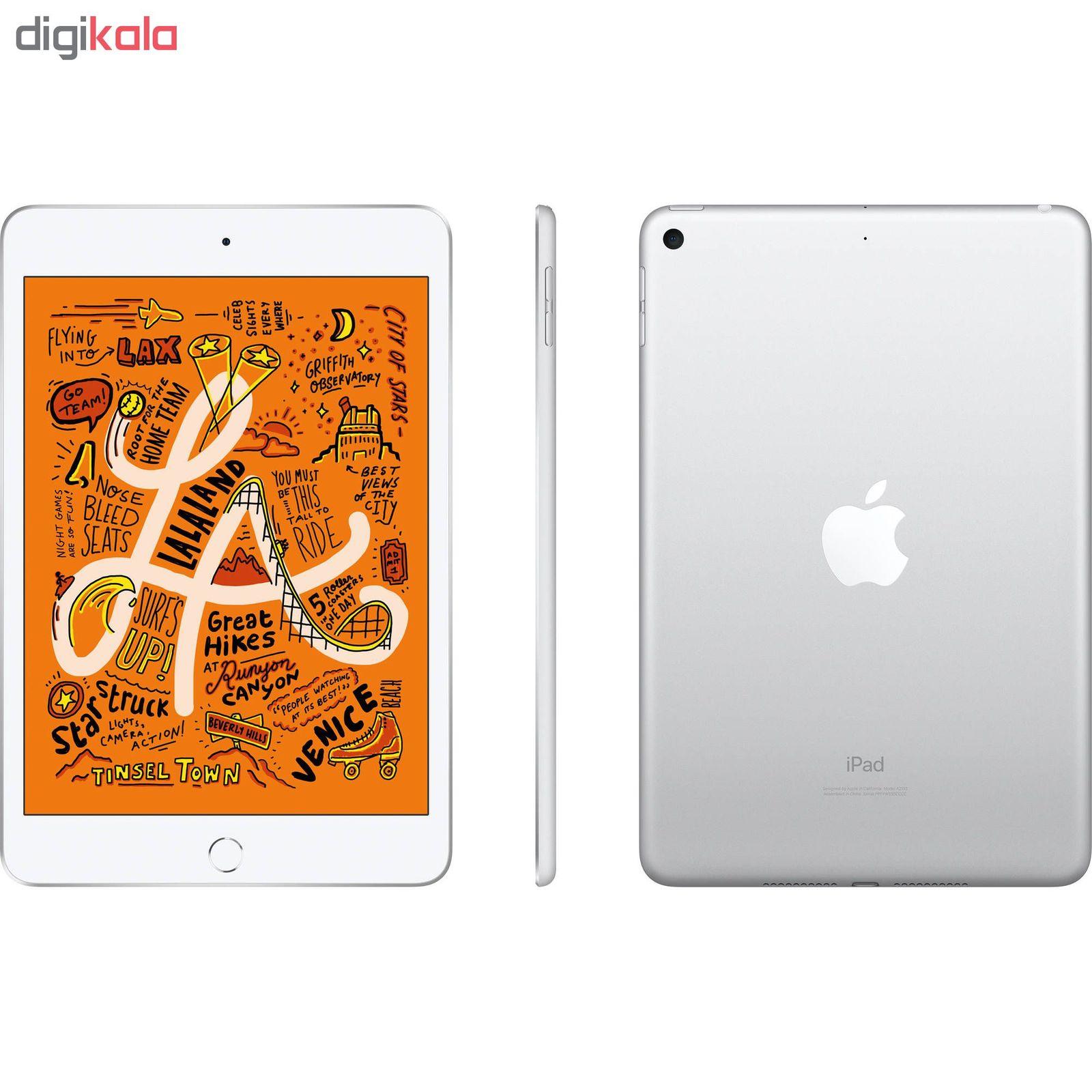 تبلت اپل مدل iPad Mini 5 2019 7.9 inch WiFi ظرفیت 64 گیگابایت main 1 6