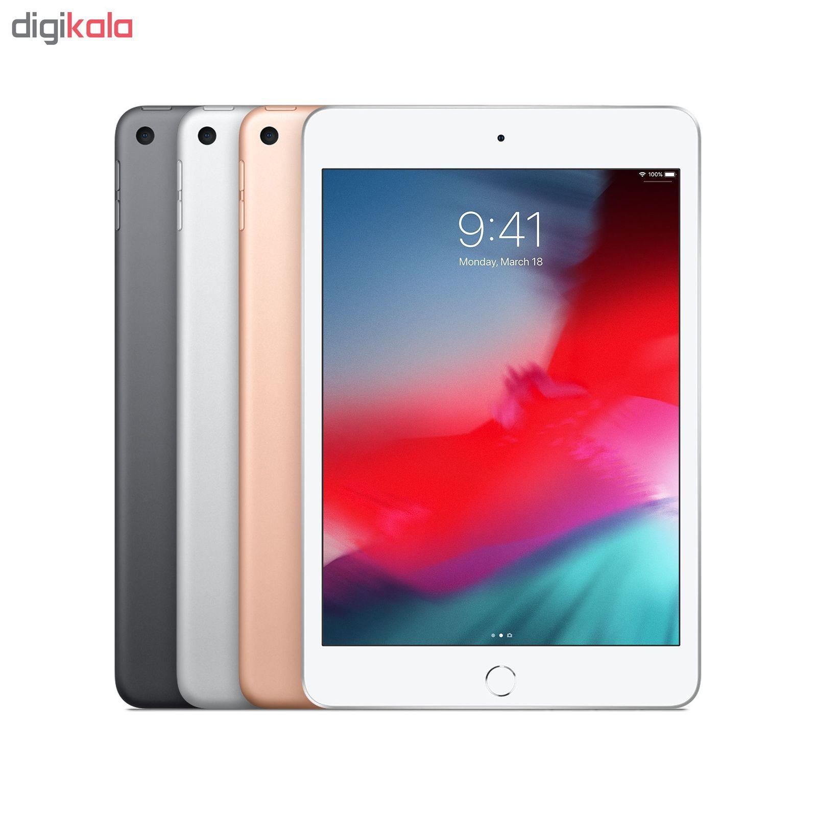 تبلت اپل مدل iPad Mini 5 2019 7.9 inch WiFi ظرفیت 64 گیگابایت main 1 7