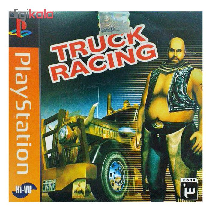 بازی Truck Racing مخصوص ps1