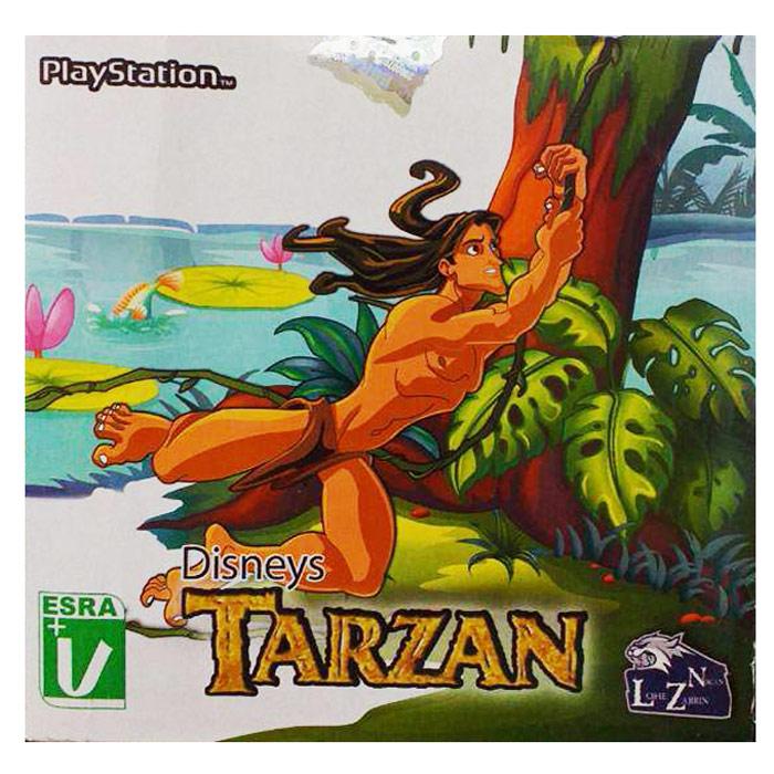 خرید اینترنتی بازی Tarzan مخصوص ps1 اورجینال