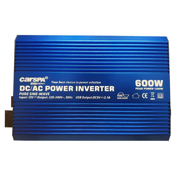 مبدل برق خودرو کارسپا مدل P600U-12