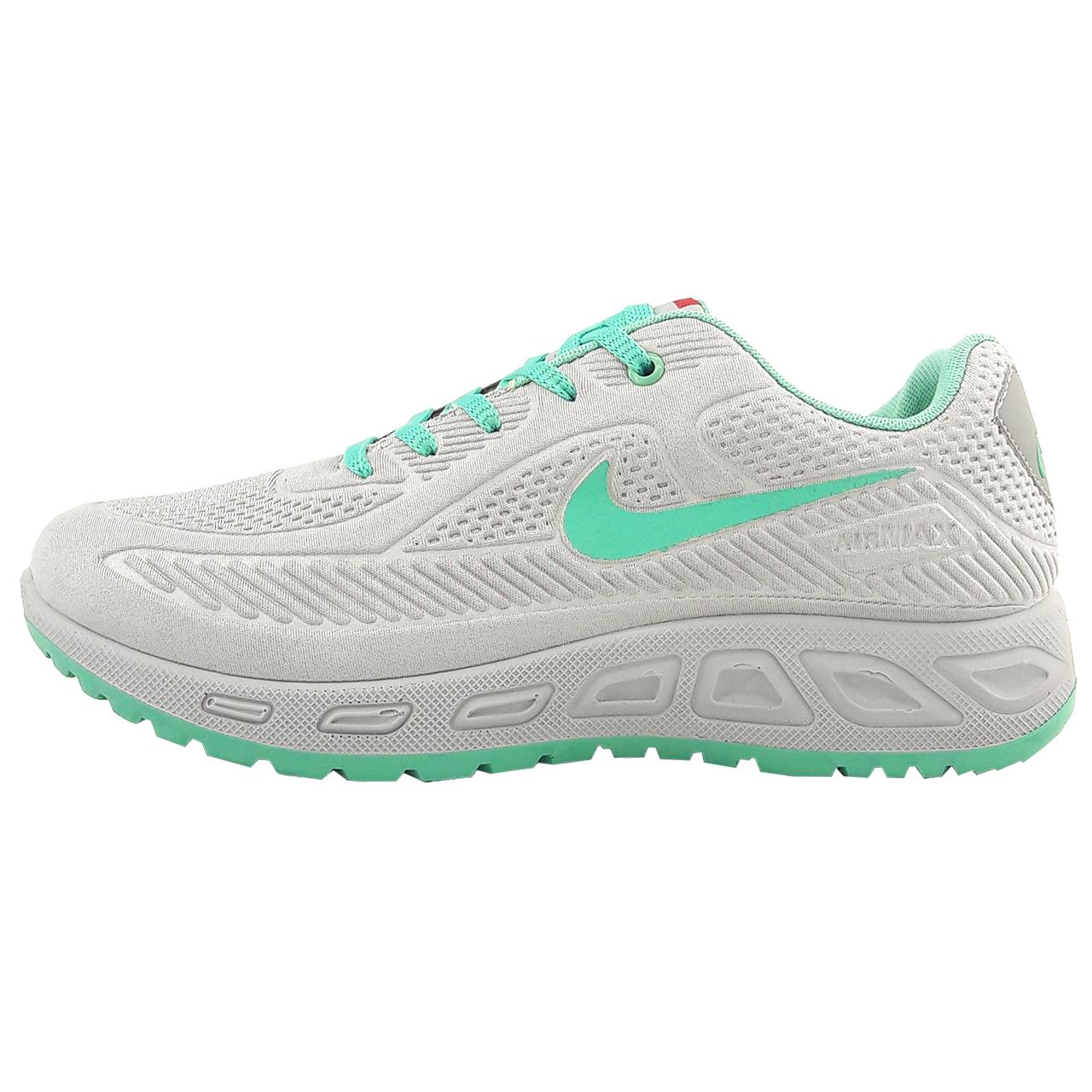 کفش مخصوص پیاده روی زنانه مدل Air max-srn-gr gre-01