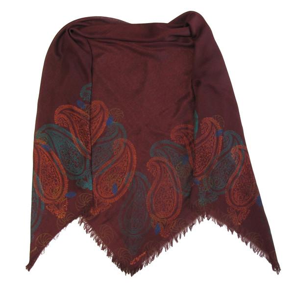 روسری سروین مدل زورق کد SZO102