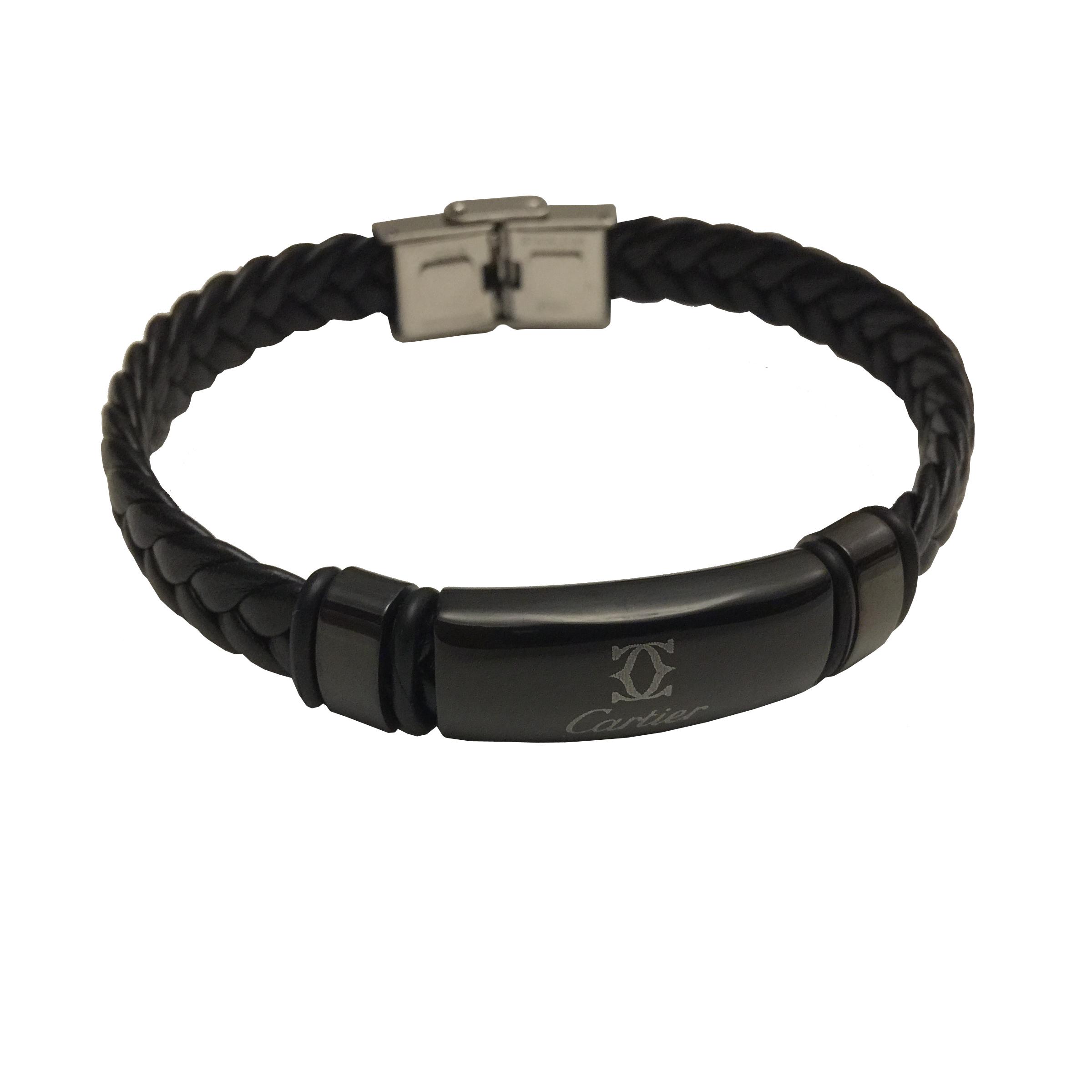 دستبند مردانه مدل 207
