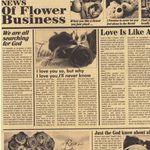 کاغذ کادو کرافت طرح روزنامه بسته 5 عددی   thumb