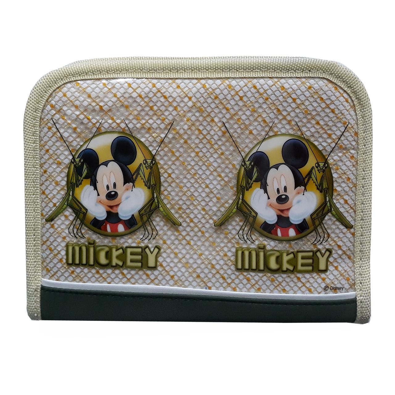 جامدادی طرح میکی موس کد M-009