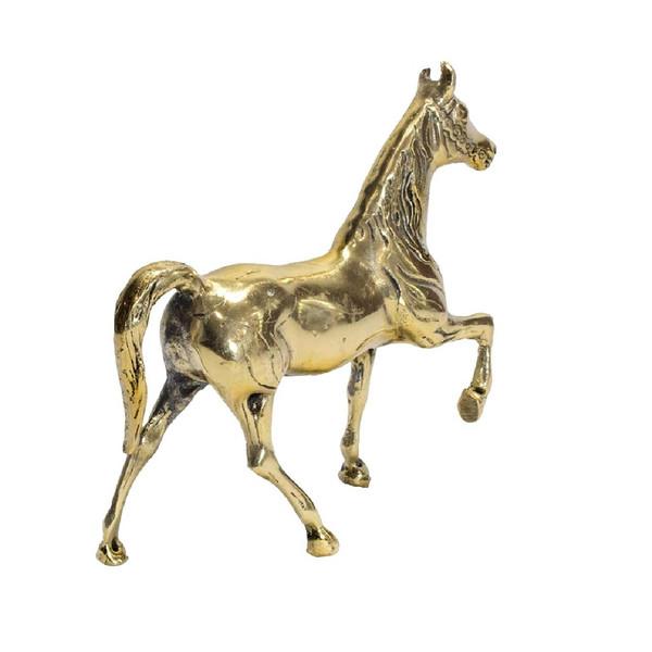 مجسمه برنزی اسب مدل H1