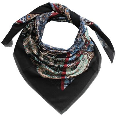 تصویر روسری زنانه مدل 7010