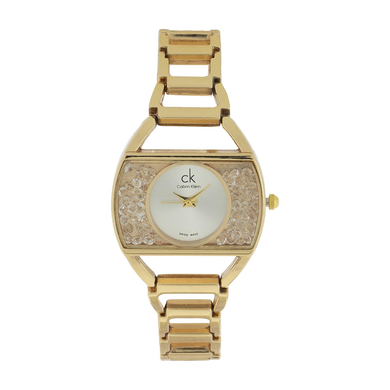 خرید ساعت مچی عقربه ای زنانه مدل  Calvin Klein H28
