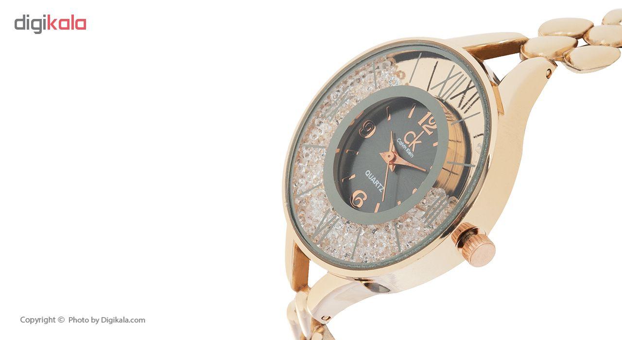 ساعت مچی عقربه ای زنانه مدلCalvin Klein H33