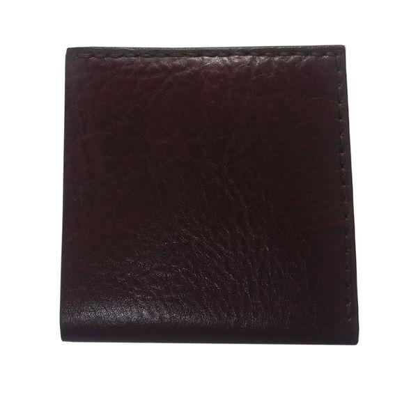 کیف پول چرمی دست دوز مردانه مدل JB/NI