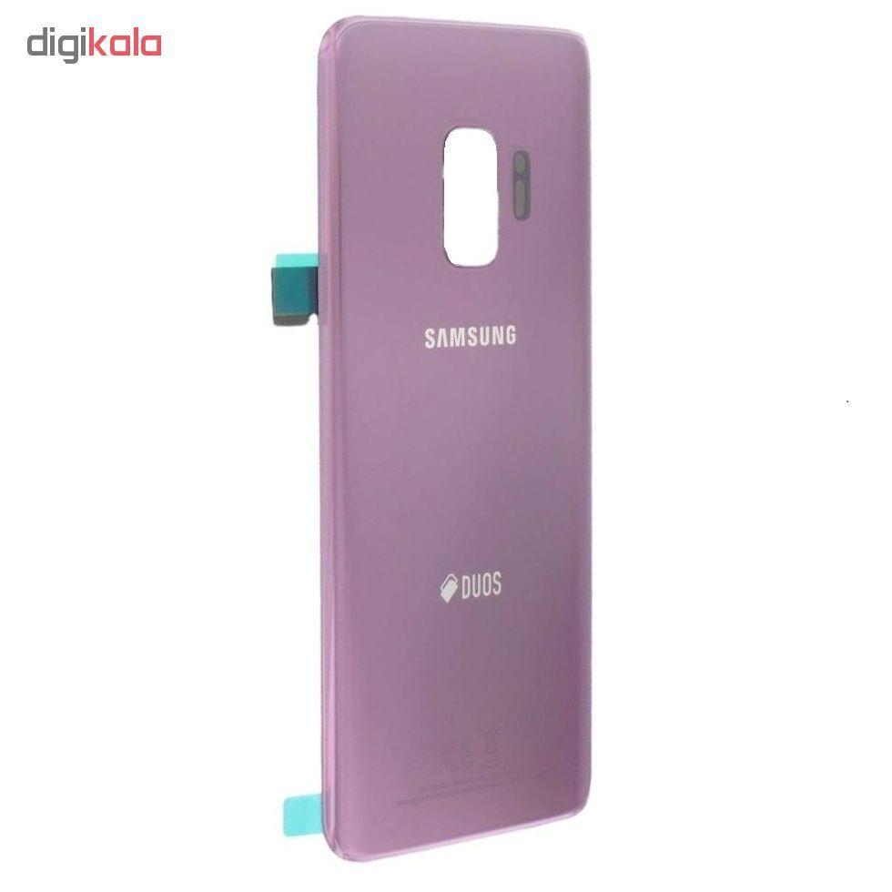 در پشت گوشی مدل G965 مناسب برای گوشی موبایل سامسونگ Galaxy S9 Plus DUOS main 1 1