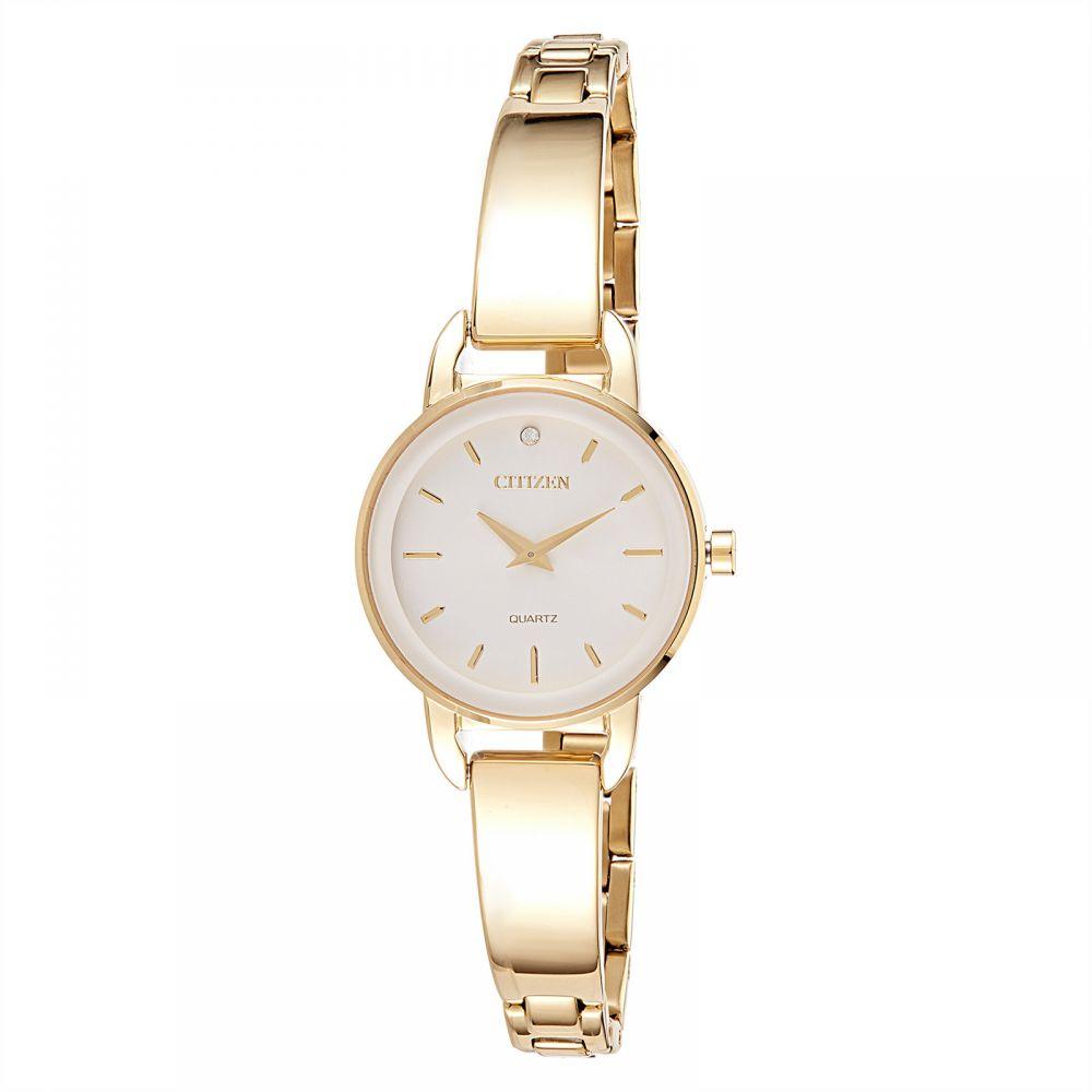 خرید ساعت مچی عقربه ای زنانه سیتی زن مدل  EZ6372-51A