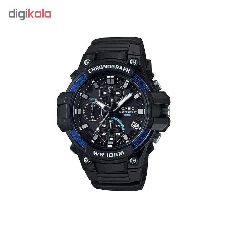 خرید ساعت مچی عقربه ای مردانه کاسیو مدل mcw-110h-2avdf