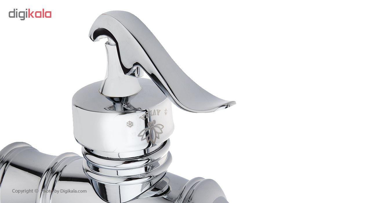 شیر آشپزخانه آویسا مدل بامبو-CR