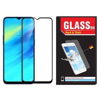 محافظ صفحه نمایش فول چسب Hard and thick مدل f-003 مناسب برای گوشی موبایل سامسونگ M20