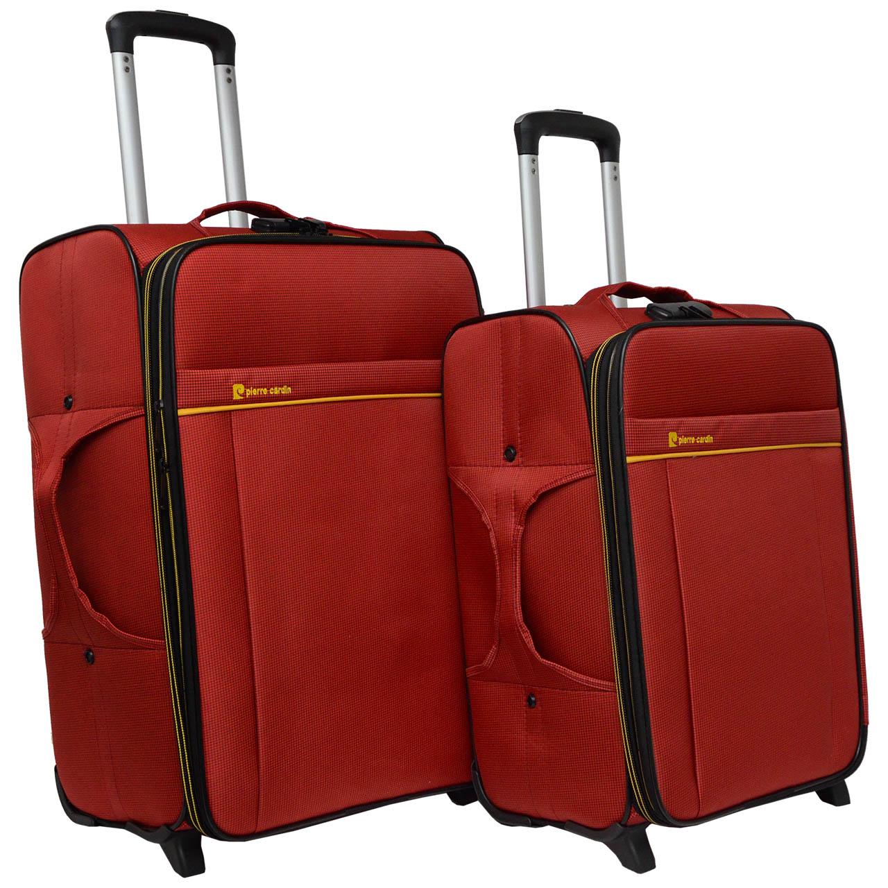 مجموعه دو عددی چمدان مدل PR-2024