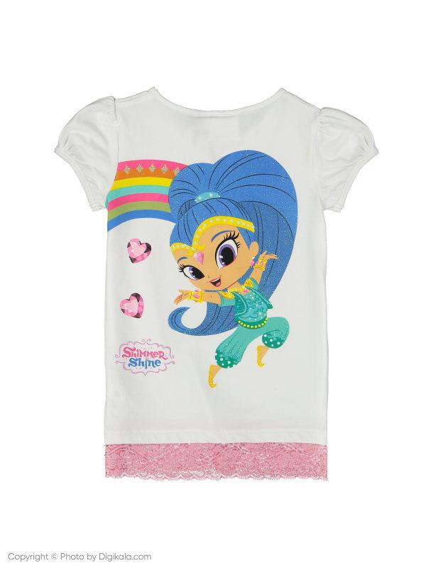تی شرت یقه گرد دخترانه - بلوکیدز