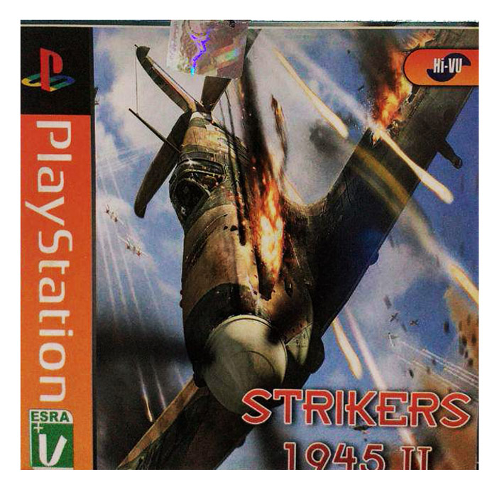 بازی Strikers مخصوص ps1