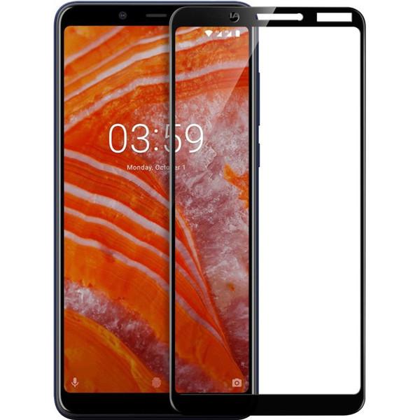 محافظ صفحه نمایش نیکسو مدل FG مناسب برای گوشی موبایل نوکیا 3.1 پلاس