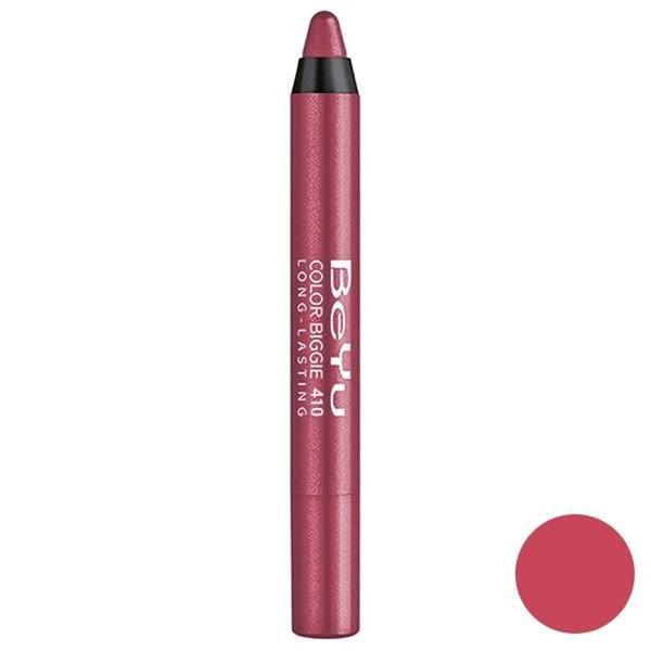 رژ لب مدادی بی یو مدل Color Biggie 410