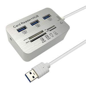 هاب 3 پورت USB 3.1 مدل H840
