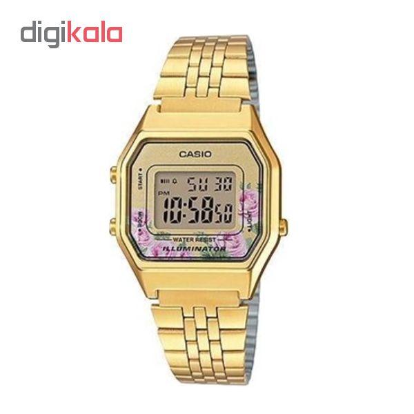 خرید                                       ساعت مچی دیجیتال زنانه کاسیو مدل LA680WGA-4CDF
