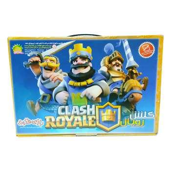 بازی فکری مدل 001 Clash Royale