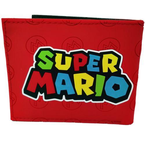 کیف پول بایو ورد سری Game مدل Super Mario