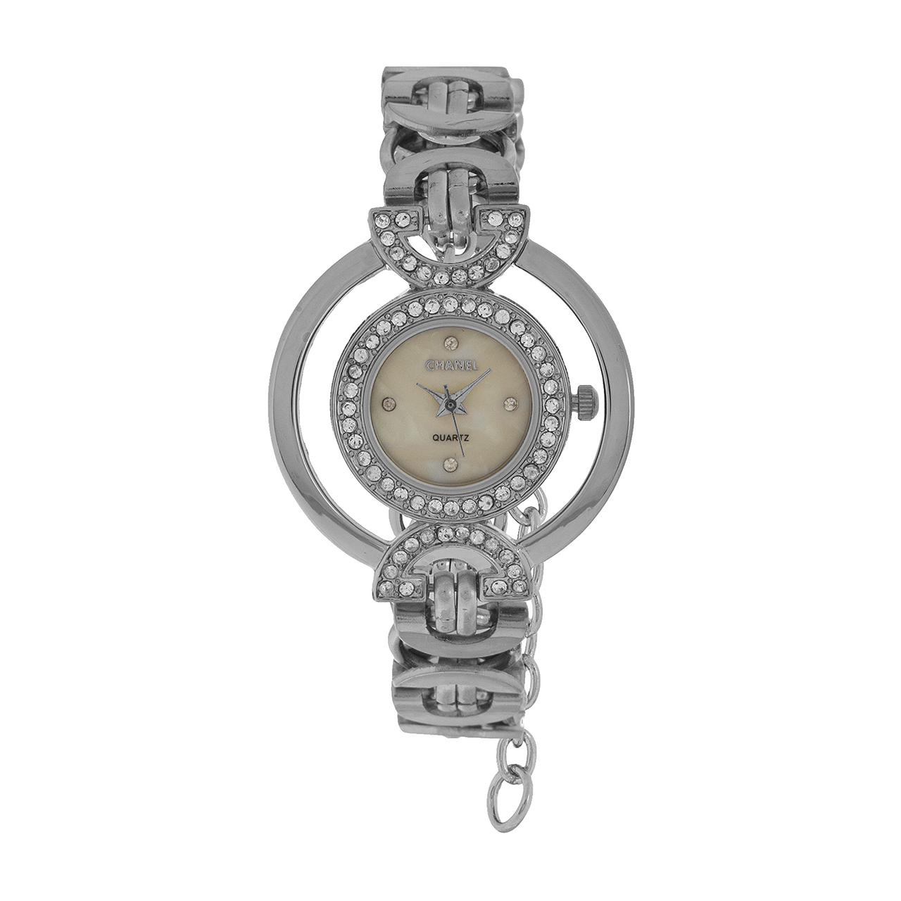 خرید ساعت مچی عقربه ای زنانه مدل  CHANEL H43