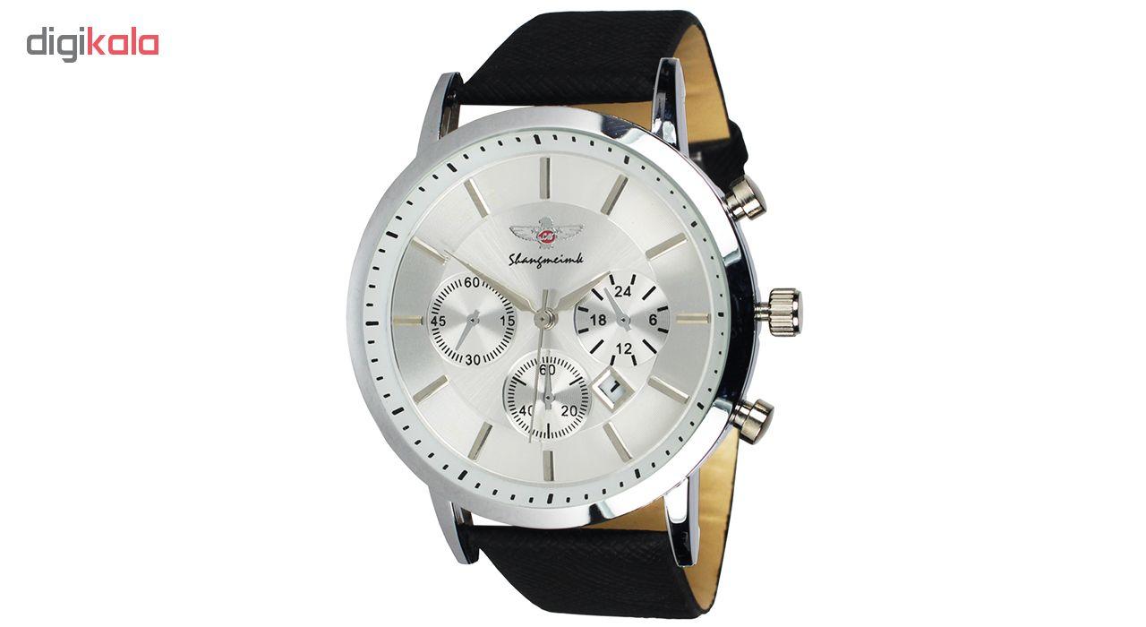 خرید ساعت مچی عقربه ای مردانه مدل Sh-01