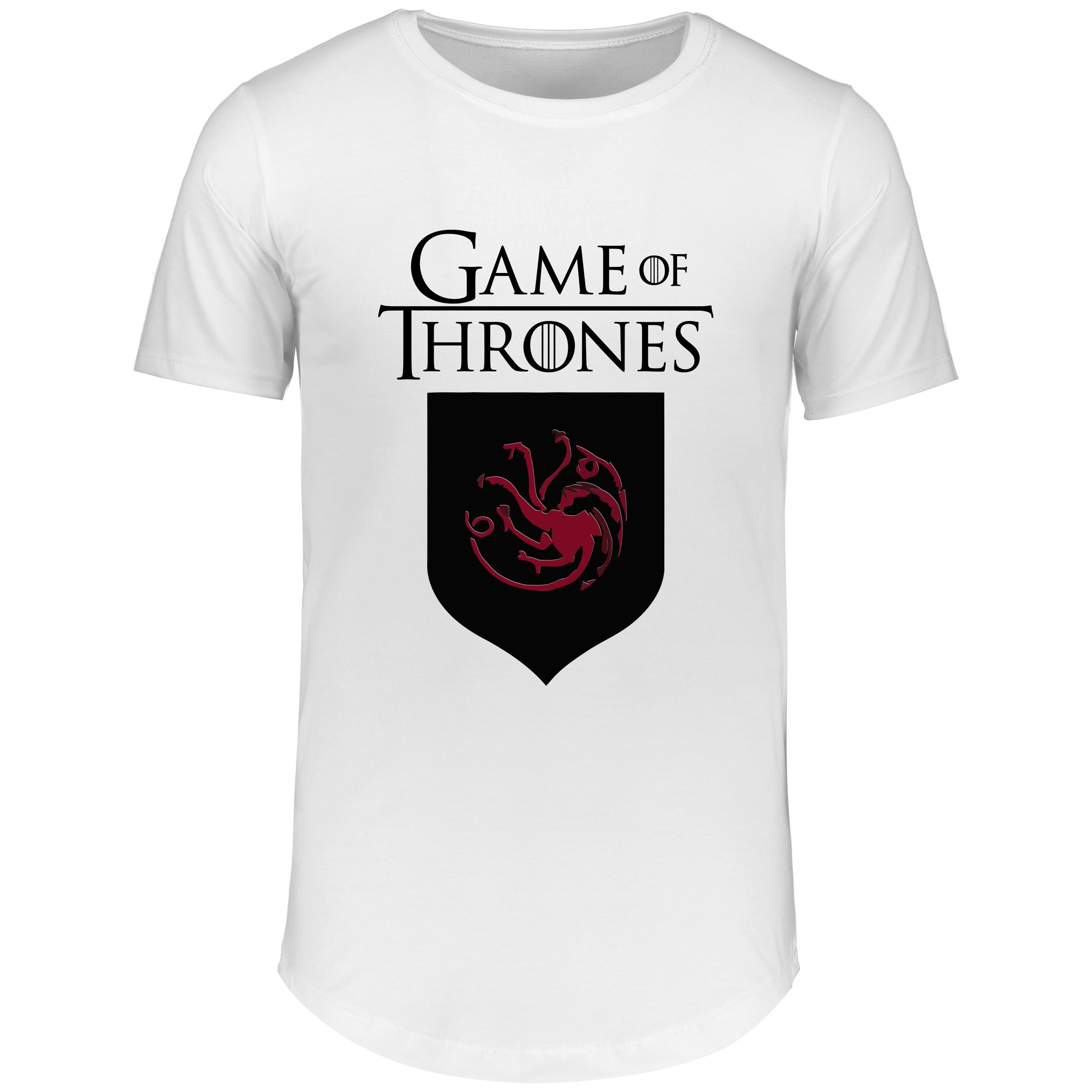 تی شرت مردانه طرح Game of thrones کد 15885