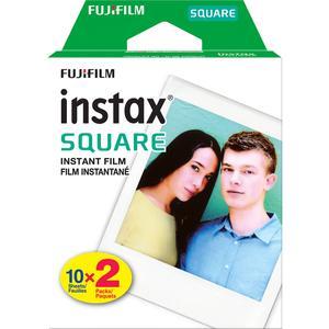 کاغذ عکس فوجی فیلم مدل Instax Square بسته 20 عددی