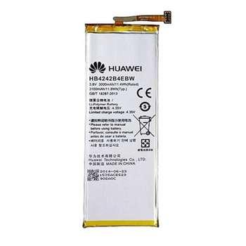 باتری موبایل مدل Hb4242b4ebw ظرفیت 3000 میلی آمپر ساعت مناسب برای گوشی هوآوی Honor 6