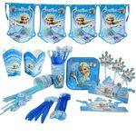 مجموعه 90 عددی تم تولد مدل Frozen thumb