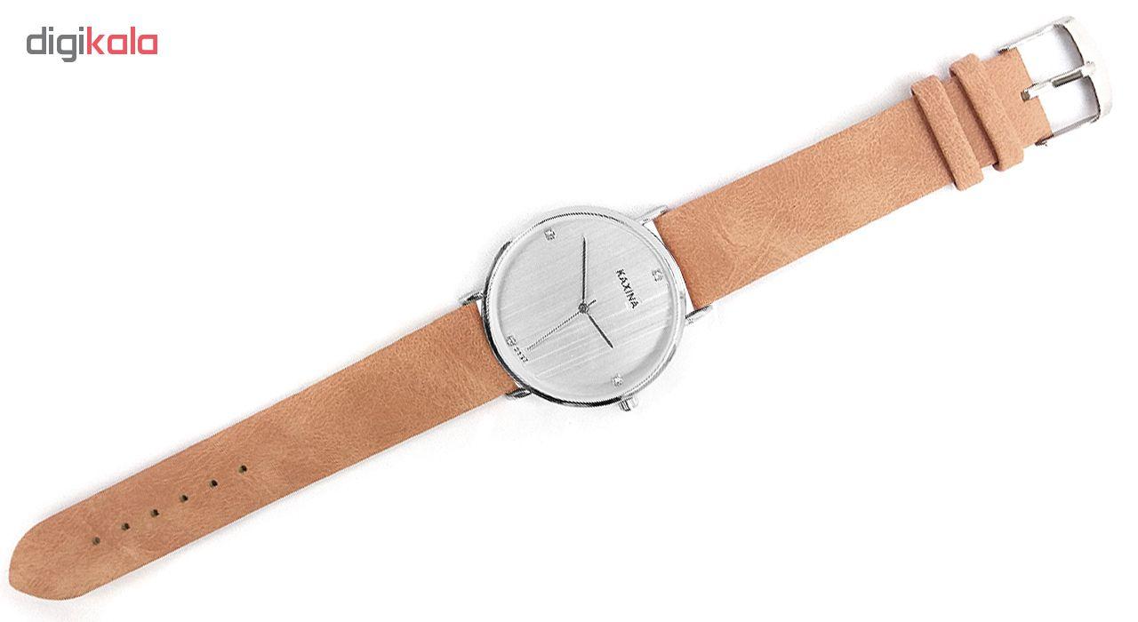 ساعت مچی عقربه ای کاکسینا مدل 2139