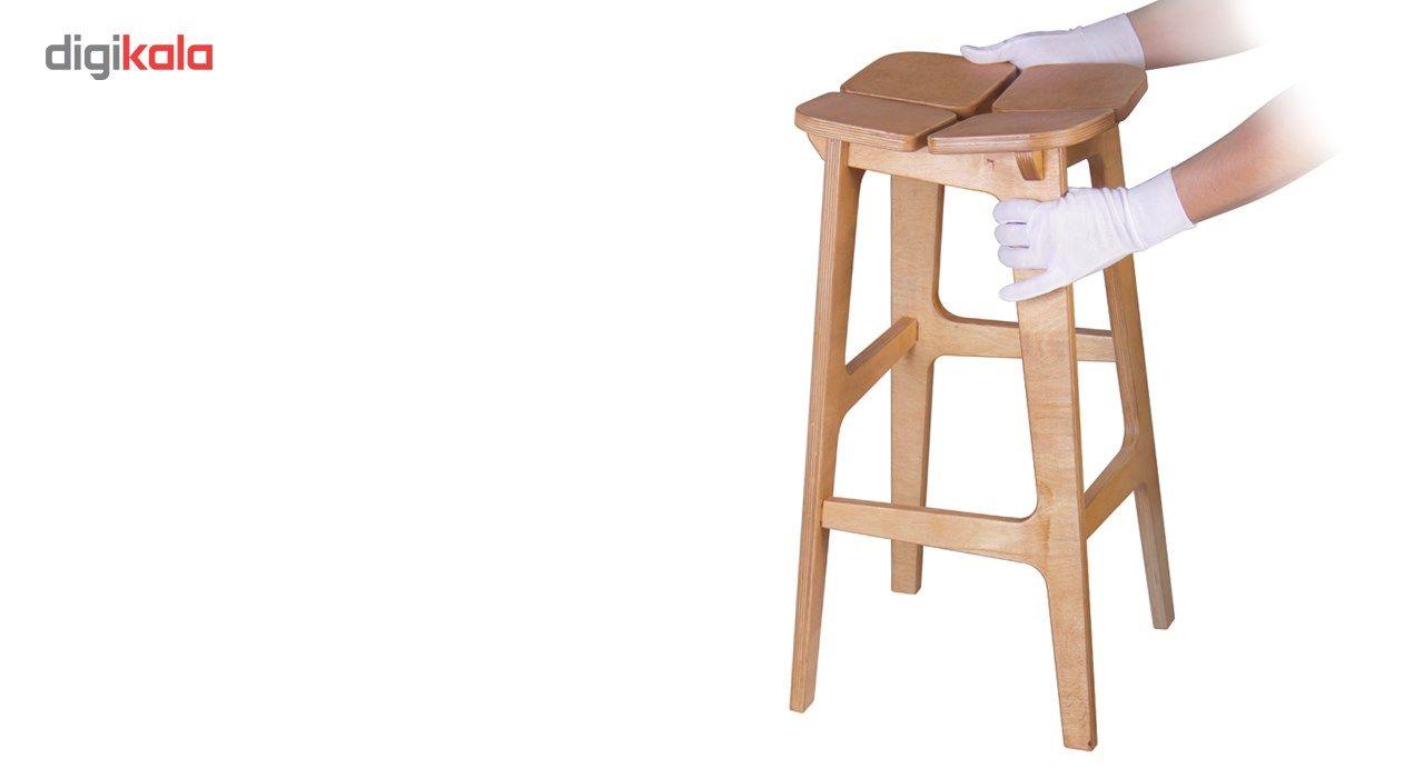 چهارپایه دلتاگراف مدل تترا سایز بزرگ