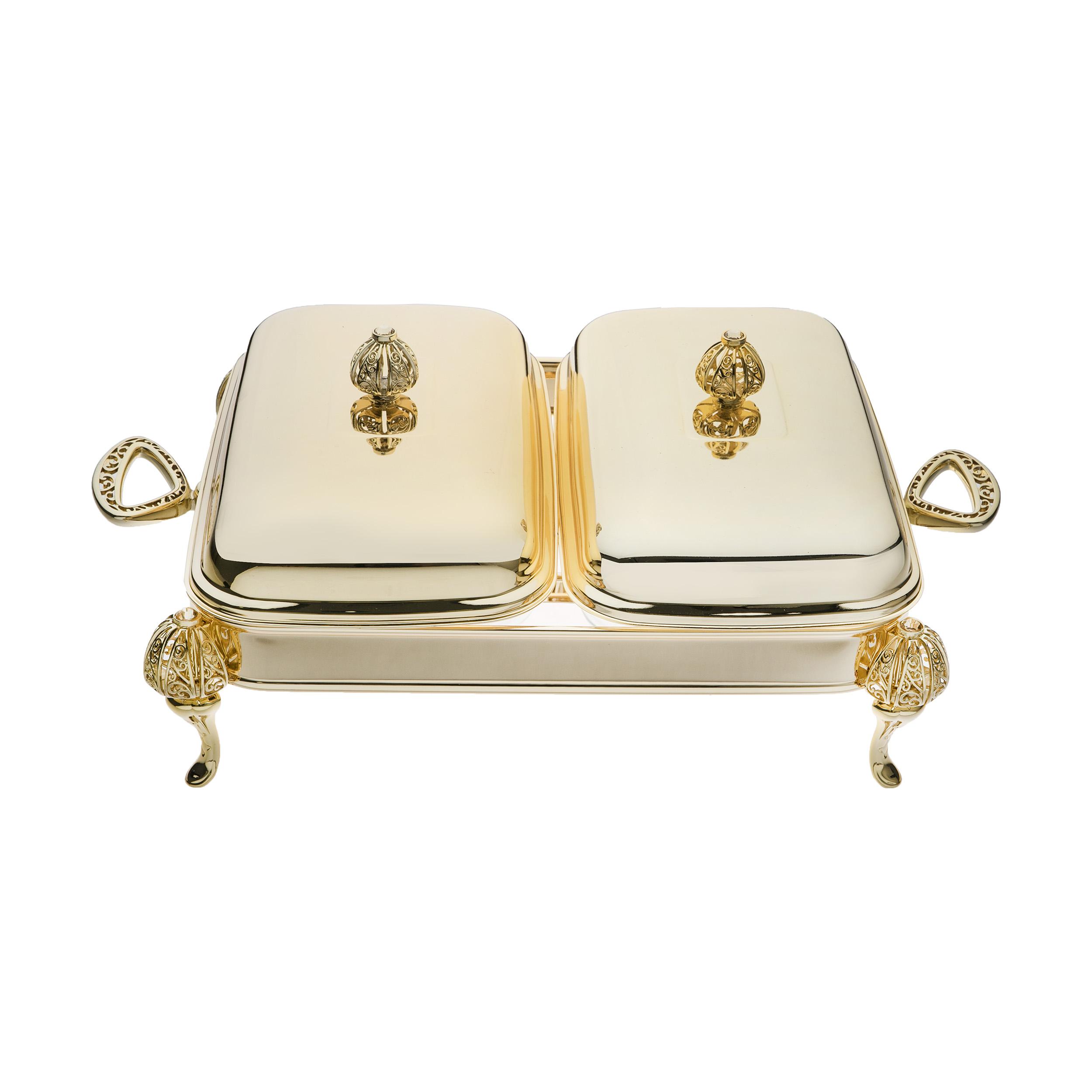 عکس ظرف سوفله ریجنت مدل ROYAL GOLD کد H2512882