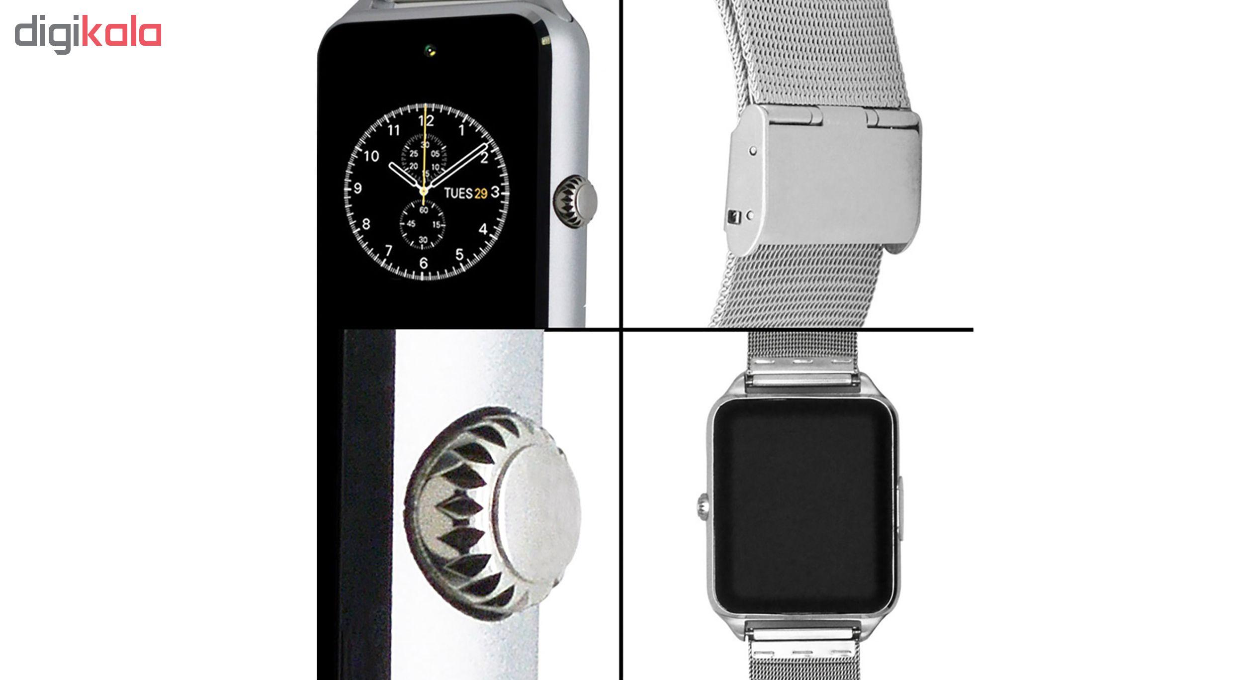 ساعت هوشمند سومگ مدل Z60