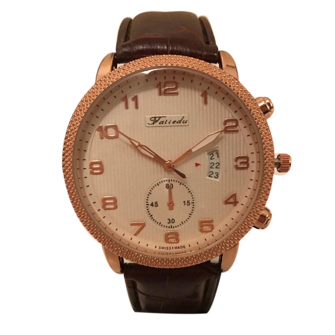 ساعت مچی عقربه ای مردانه فالیدو مدل 012