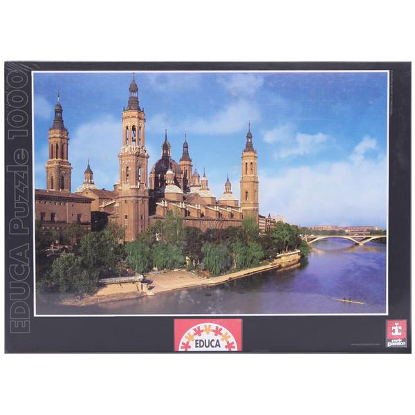 پازل 1000 تکه ادوکا مدل 8408 Zaragoza Spain