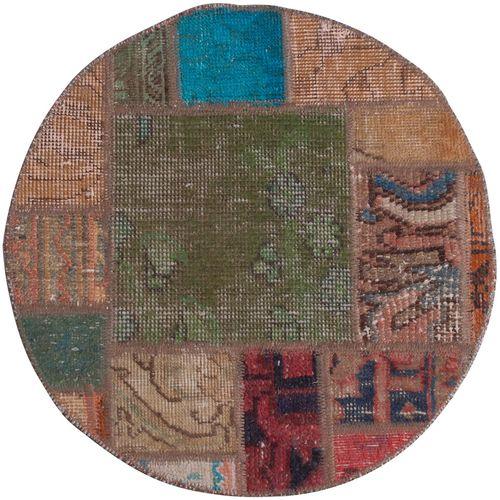 کلاژ فرش نیم متری فرش هریس کد 101156