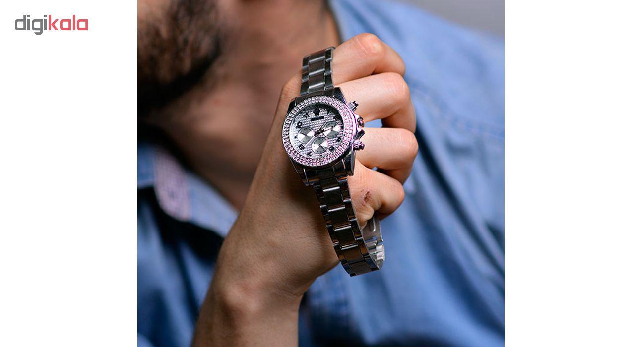 ساعت مچی عقربه ای مردانه مدل RMan-Sil