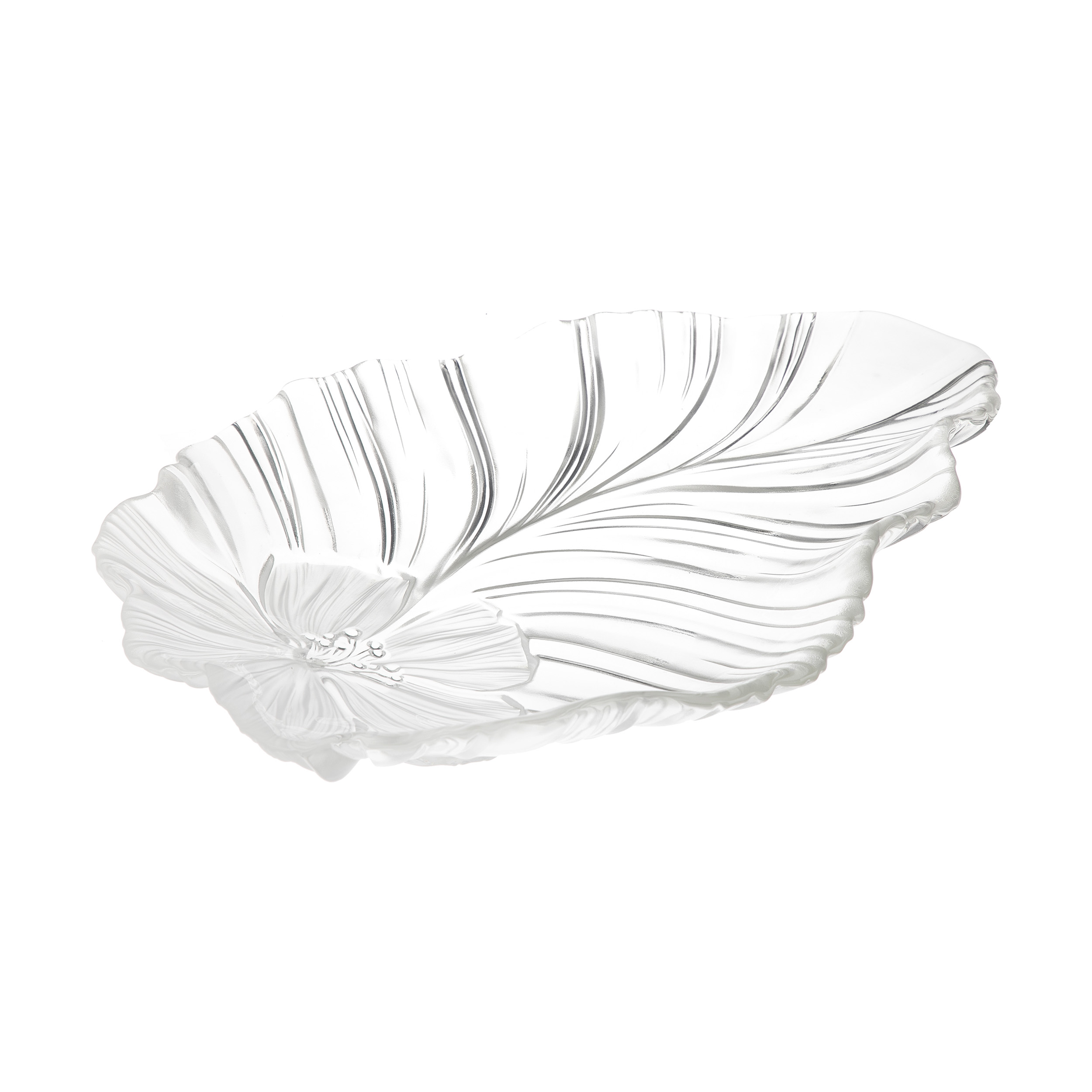 ظرف سرو والترگلس مدل Leaf