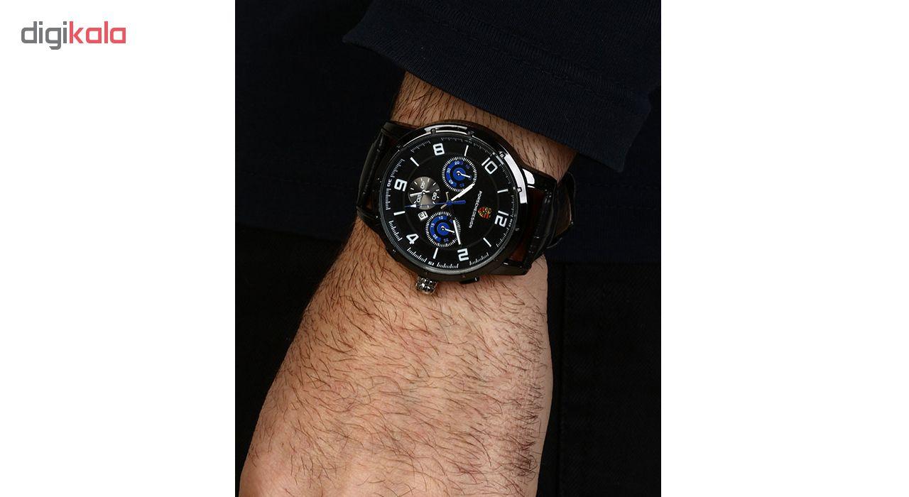 ساعت مچی عقربه ای مردانه مدل P3301Bu